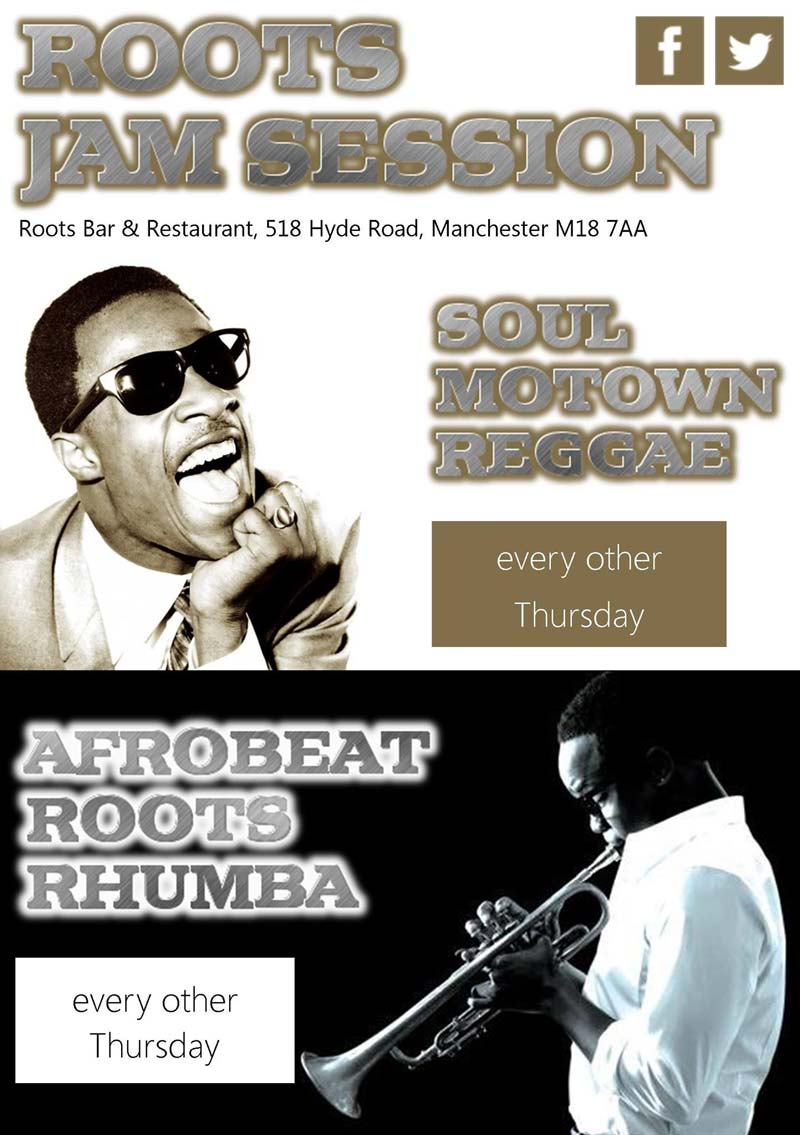 Roots Thursday Manchester