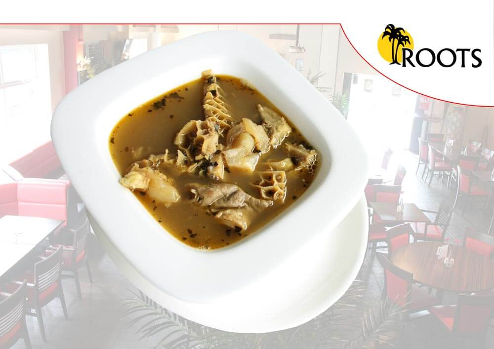 Roots Assorted Pepper Soup