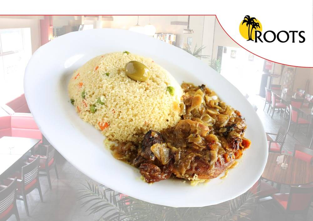 Roots Cuscus